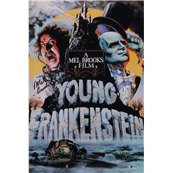 "Mel Brooks Signed ""Young Frankenstein"" 12x18 Photo (Beckett COA)"