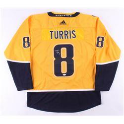 Kyle Turris Signed Nashville Predators Jersey (JSA COA)