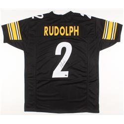Mason Rudolph Signed Jersey (Schwartz COA)