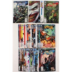 "Lot of (35) 2011 ""Batman"" 2nd Series DC Comic Books"