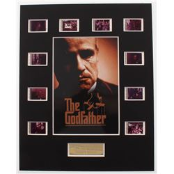 """""""The Godfather"""" LE 8x10 Custom Matted Original Film / Movie Cell Display"""