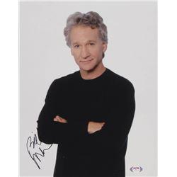 Bill Maher Signed 11x14 Photo (PSA COA)