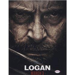 "Hugh Jackman Signed ""Logan"" 11x14 Photo (PSA COA)"