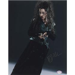 "Helena Bonham Carter Signed ""Harry Potter"" 11x14 Photo (PSA COA)"