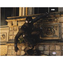 """Tom Holland Signed """"Spider-Man: Far From Home"""" 11x14 Photo (PSA COA)"""