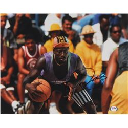 """Wesley Snipes Signed """"White Men Can't Jump"""" 11x14 Photo (PSA COA)"""
