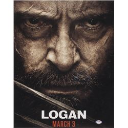 "Hugh Jackman Signed ""Logan"" 16x20 Photo (PSA COA)"
