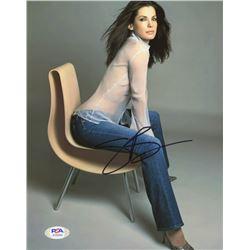 Sandra Bullock Signed 8x10 Photo (PSA COA)