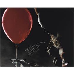 "Bill Skarsgard Signed ""It Chapter Two"" 16x20 Photo (PSA COA)"