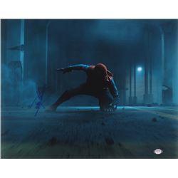 "Tom Holland Signed ""Spider-Man"" 16x20 Photo (PSA COA)"