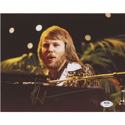 Benny Andersson Signed 8x10 Photo (PSA COA)