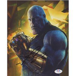 "Josh Brolin Signed ""Avengers: Infinity War"" 8x10 Photo (PSA COA)"