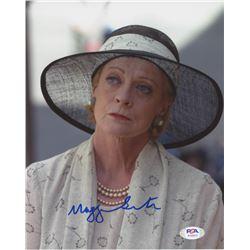 Maggie Smith Signed 8x10 Photo (PSA COA)