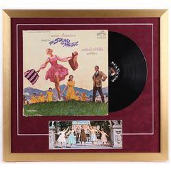 """The Sound of Music"" 22x24 Custom Framed Vinyl Record Album Display"
