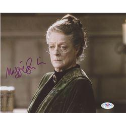 "Maggie Smith Signed ""Harry Potter"" 8x10 Photo (PSA COA)"