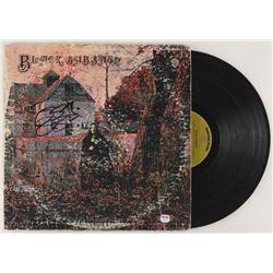 "Ozzy Osbourne Signed Black Sabbath ""Black Sabbath"" Vinyl Record Album Cover (PSA COA)"