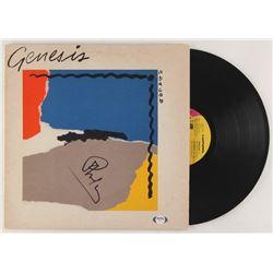 """Phil Collins Signed Genesis """"Abacab"""" Vinyl Record Album Cover (PSA COA)"""