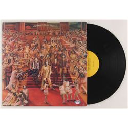 """Keith Richards Signed The Rolling Stones """"It's Only Rock 'n Roll"""" Vinyl Record Album Cover (PSA LOA)"""