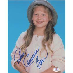 "Candace Cameron Bure Signed ""Full House"" 8x10 Photo (PSA COA)"