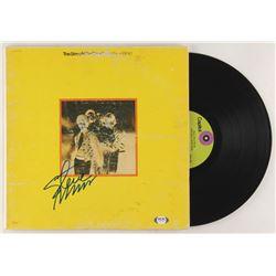 """Steve Miller Signed Steve Miller Band """"Brave New World"""" Vinyl Record Album Cover (PSA COA)"""