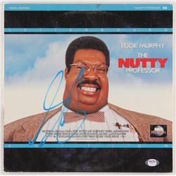 "Eddie Murphy Signed ""The Nutty Professor"" Vinyl Record Album Cover (PSA COA)"