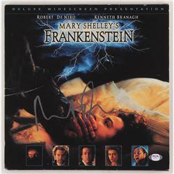 "Robert De Niro Signed ""Mary Shelley's Frankenstein"" Vinyl Record Album Cover (PSA COA)"