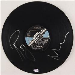"Roger Waters  Nick Mason Signed Pink Floyd ""Wish You Were Here"" Vinyl Record Album (PSA COA)"