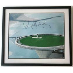"Rory McIlroy Signed ""Top of the Tower"" 24x28 Custom Framed Photo (UDA COA)"
