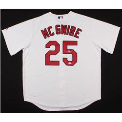 Mark McGwire Signed St. Louis Cardinals Jersey (JSA COA)