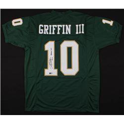 "Robert Griffin III Signed Jersey Inscribed ""Heisman 2011"" (TriStar Hologram)"