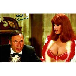 """Mel Brooks Signed """"Blazing Saddles"""" 11x17 Photo (JSA COA)"""