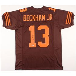 Odell Beckham Jr. Signed Jersey (Beckett COA)