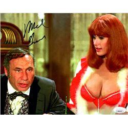 """Mel Brooks Signed """"Blazing Saddles"""" 8x10 Photo (JSA COA)"""