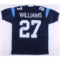 Ricky Williams Signed Jersey (JSA COA)