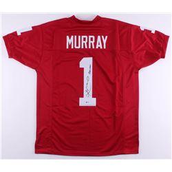 """Kyler Murray Signed Jersey Inscribed """"'18 Heisman"""" (Beckett COA)"""