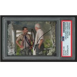 Andrew Lincoln Signed 2018 The Walking Dead Road to Alexandria #19 The Farm (PSA Encapsulated)