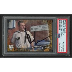 Andrew Lincoln Signed 2018 The Walking Dead Road to Alexandria #3 A Promise to Keep in Touch (PSA En