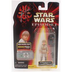 "Jake Loyd Signed ""Star Wars: Episode 1"" Anakin Skywalker Action Figure (Beckett COA)"