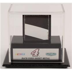 Kevin Harvick NASCAR Race-Used Sheet Metal Display (Fanatics COA)