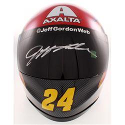 Jeff Gordon Signed NASCAR Axalta Special Edition Full-Size Helmet (Gordon Hologram)