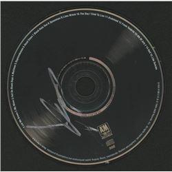 "Chris Cornell Signed Soundgarden ""Superunknown"" CD Disc (JSA COA)"