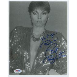 "Pat Benatar Signed 8x10 Photo Inscribed ""Vintage!""  ""Rock On!"" (PSA COA)"