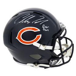 "Allen Robinson Signed Chicago Bears Full-Size Speed Helmet Inscribed ""Bear Down"" (Schwartz COA)"