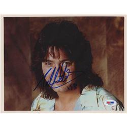 """Eddie Van Halen Signed 8x10 Photo Inscribed """"1993"""" (PSA COA)"""