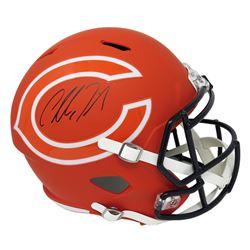 Allen Robinson Signed Chicago Bears Full-Size AMP Alternate Speed Helmet (Schwartz COA)