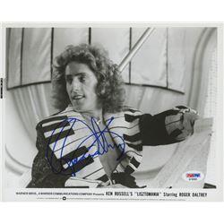 Roger Daltrey Signed 8x10 Photo (PSA COA)