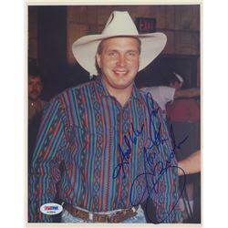 "Garth Brooks Signed 8x10 Photo Inscribed ""God Bless You"" (PSA COA)"