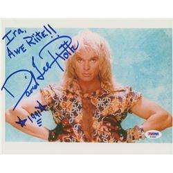 "David Lee Roth Signed 8x10 Photo Inscribed ""Ira, Awe Right!!""  ""1991"" (PSA COA)"