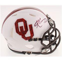 Kyler Murray Signed Oklahoma Sooners Speed Mini Helmet (Beckett COA)