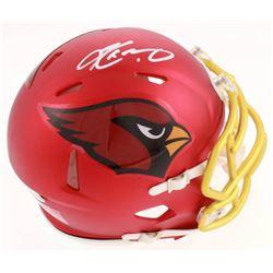Kyler Murray Signed Arizona Cardinals Blaze Speed Mini Helmet (Beckett COA)
